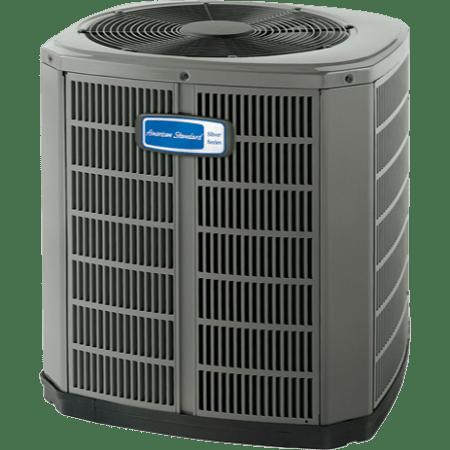 American Standard Silver 15 heat pump.