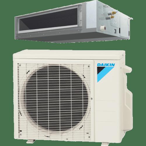 Daikin FDMQ – Ducted Concealed Heat Pump.