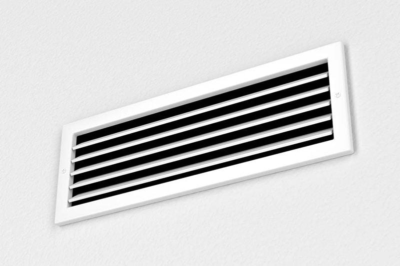 white air vent