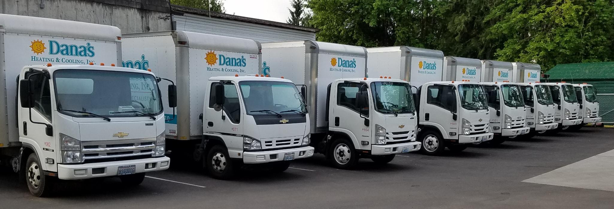 Dana's Trucks