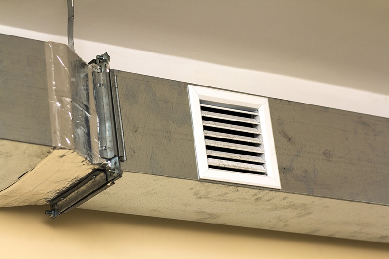 Image of air duct, Leaky Ducts & You | HVAC Service, Maintenance | Port Orchard, WA