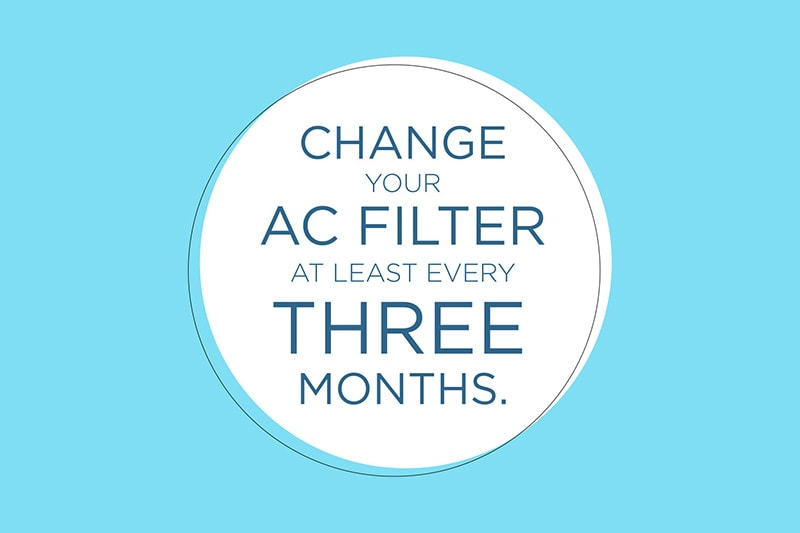 Change your AC Filter text, Video - Why Do I Need to Change My AC Filter? | Indoor Air Quality