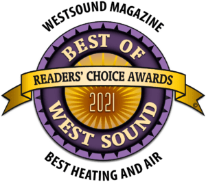 Best of West Sound 2021 Winner | Best Heating and Air