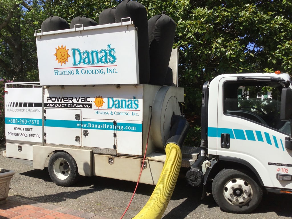 Power Vac Truck | Air Duct Cleaning